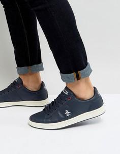 Темно-синие кроссовки Original Penguin Stedman - Синий