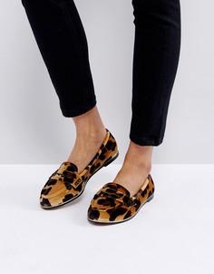 Туфли на плоской подошве ASOS MEADOW - Мульти