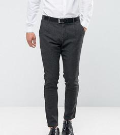 Строгие зауженные брюки Only & Sons - Черный