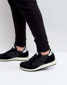 Черные кроссовки Saucony Jazz Original Vintage S70368-9 - Черный