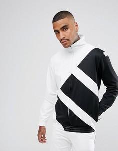 Белая спортивная куртка adidas Originals EQT BR3827 - Белый