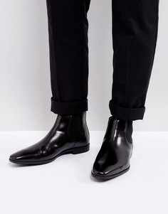Кожаные ботинки челси KG Kurt Geiger Waldock - Черный