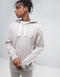 Худи с затягивающимся шнурком Puma - Серый