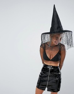 Шляпа ведьмы на Хэллоуин - Мульти Palmer Agencies