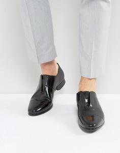 Оксфордские туфли без шнурков Ted Baker Ehmitt - Черный