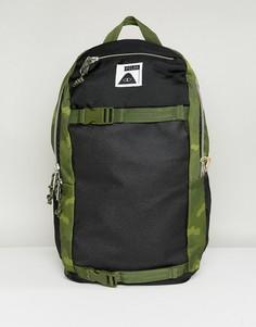 Рюкзак с ремешками для скейтборда Poler - Зеленый
