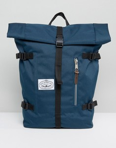 Темно-синий рюкзак с закатанным верхом Poler - Темно-синий