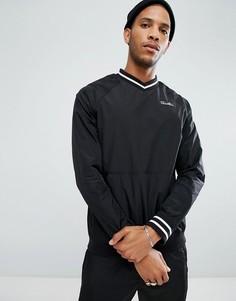 Утепленная куртка из крепа Primitive Skateboarding - Черный
