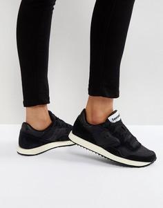 Черные кроссовки Saucony Vintage - Черный