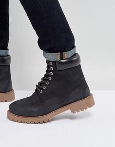 Черные ботинки Red Tape - Черный