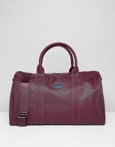 Бордовая сумка Peter Werth - Красный