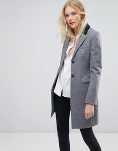 Пальто Jack Wills - Серый