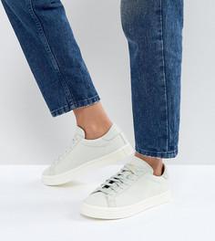 Светло-зеленые кроссовки adidas Originals Court Vantage - Зеленый