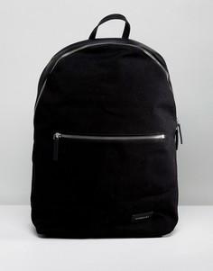 Черный рюкзак Sandqvist Samuel - Черный