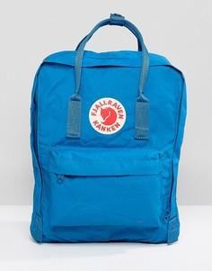 Синий рюкзак Fjallraven Kanken, 16 л - Синий