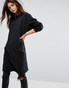 Длинный свитер Dr Denim - Черный