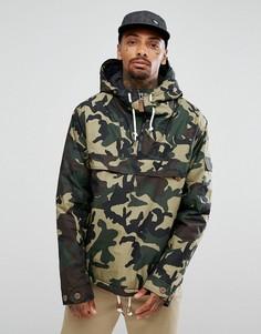 Камуфляжная куртка Dickies Milford - Зеленый