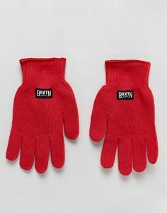 Перчатки Brixton Langley - Красный