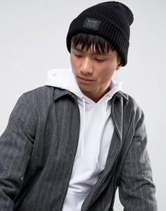 Черная шапка-бини Element Cadet - Черный