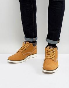 Ботинки чукка Timberland Bradstreet - Коричневый