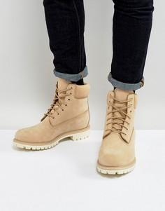 Ботинки Timberland Classic 6 Inch Premium - Бежевый