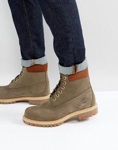 Ботинки Timberland Classic 6 Inch Premium - Зеленый