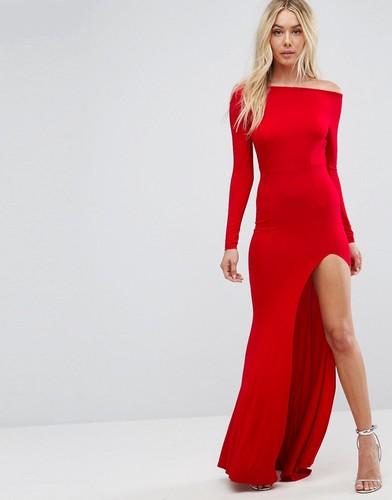 8e7154aa114 Теплое трикотажное платье в пол с длинным рукавом