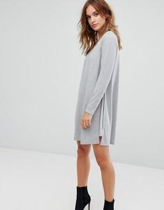 Платье-туника Supertrash - Серый