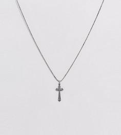 Серебряный крест Serge DeNimes - Серебряный