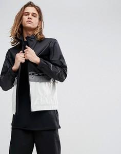 Легкая куртка из нейлона Stussy - Черный