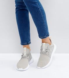 Серо-коричневые кроссовки adidas Originals Tubular Viral - Бежевый
