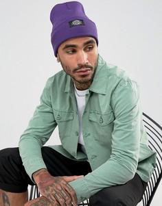 Фиолетовая шапка-бини Dickies - Фиолетовый