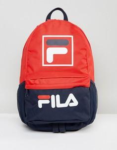 Темно-синий рюкзак Fila Alberto - Темно-синий