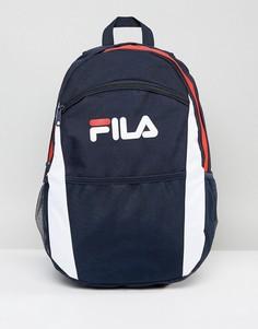 Рюкзак с логотипом Fila - Темно-синий