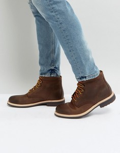 Кожаные ботинки UGG Vestmar - Коричневый
