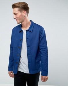Синяя куртка Celio - Синий
