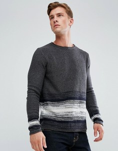 Джемпер с полосками Bellfield - Серый
