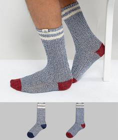 Набор из 2 пар толстых носков Tokyo Laundry - Синий
