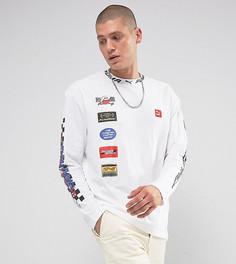 Лонгслив Puma Speedway эксклюзивно для ASOS 57659401 - Белый
