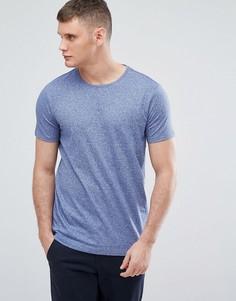 Синяя футболка Lindbergh Mouline - Синий