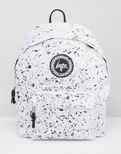 Белый рюкзак Hype - Белый