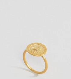 Серебряное кольцо Dogeared St.Christopher - Серебряный