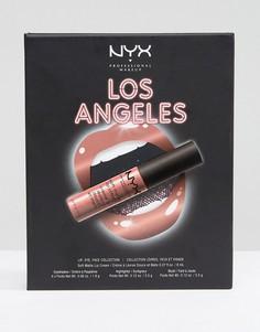 Подарочный набор косметики NYX Professional Make Up City Kits - Los Angeles - Мульти