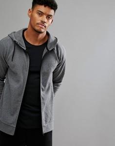 Серый свитер на молнии Jack Wills Sporting Goods - Серый