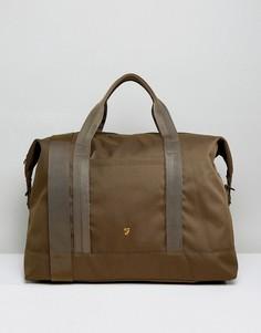 Зеленая дорожная сумка Farah Franks - Зеленый
