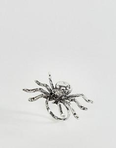 Кольца с пауками DesignB London Halloween - Серебряный