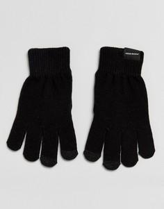 Трикотажные перчатки Vero Moda - Черный