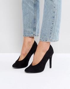 Туфли на каблуке New Look - Черный