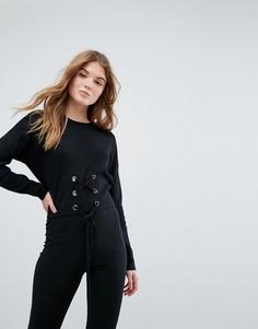 Черный джемпер New Look - Черный
