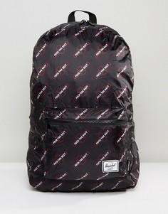 Складной рюкзак Herschel x Independent Truck Company - Черный